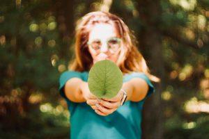 girl-holding-leaf