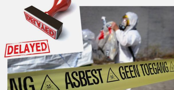Asbest Bostraat Boom