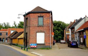Historische wijk Hellegat
