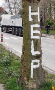 bomen redden